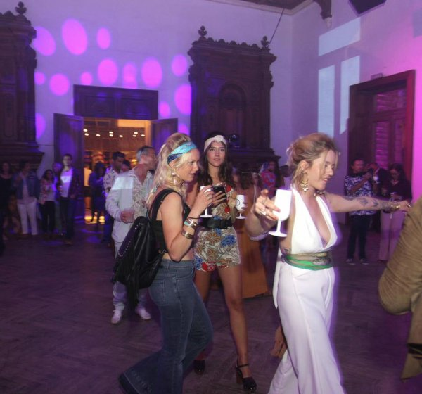 SOIREE  DU CHATEAU D'ILBARRITZ 20 JUIN 2015 n°7