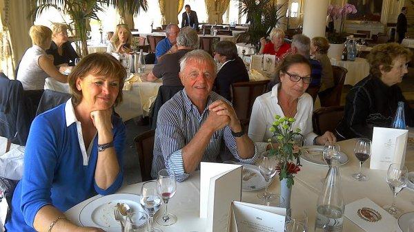 LUNDI 14 JUIN 2015   RENCONTRE HOTEL DU PALAIS  PITCH AND PUTT