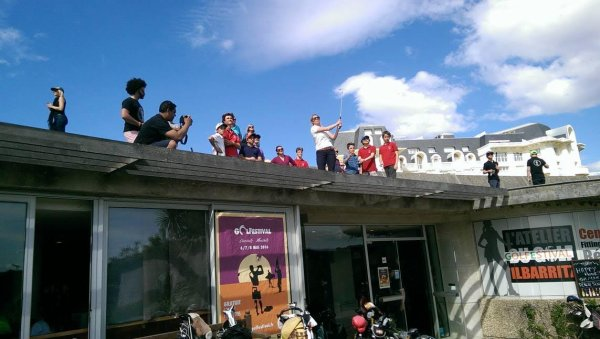 FESTIVAL GOLF ILBARRITZ DU 6 AU 8 MAI 2016