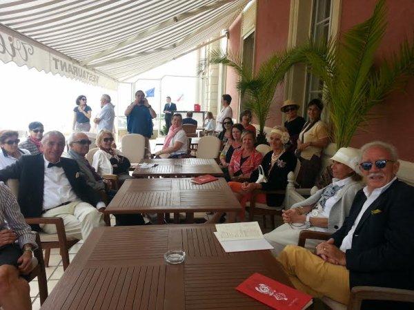 SAMEDI 4 JUIN 2016 Années Folles Biarritz  Compétition Golf le Phare  Pitch and Putt Hôtel du Palais