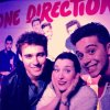 Ruggero Jorge et Stephie au concert des One direction <3