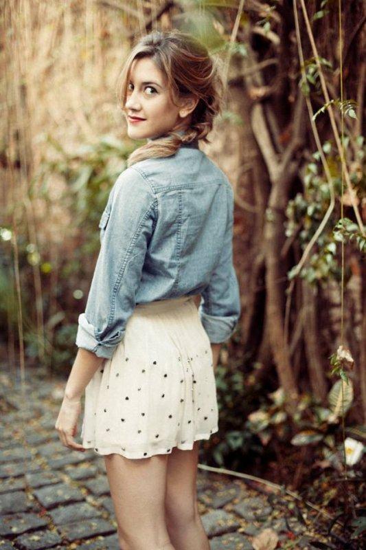 Clara est magnifique *_* <3