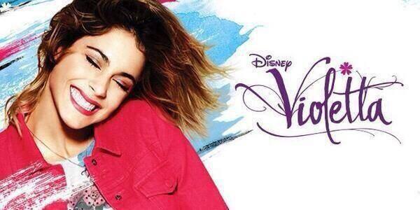 Violetta 3 arrive cet  Automne En France <3