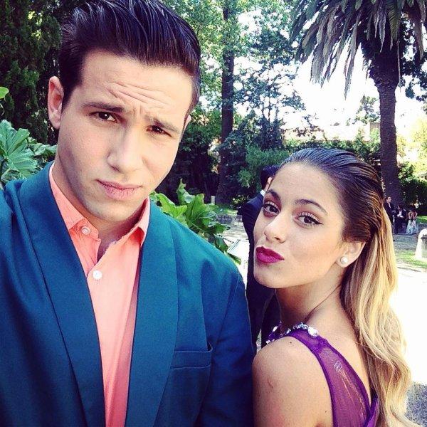 Damien &Tini *_* <3