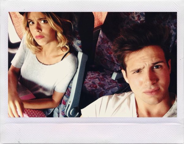 Damien & Tini <3 *_*