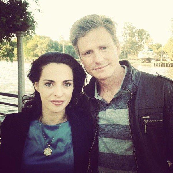 Jade y Mathias <3