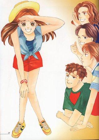 Manga/Anime Hana Yori Dango Genre : Shojo[Romance et Comédie]