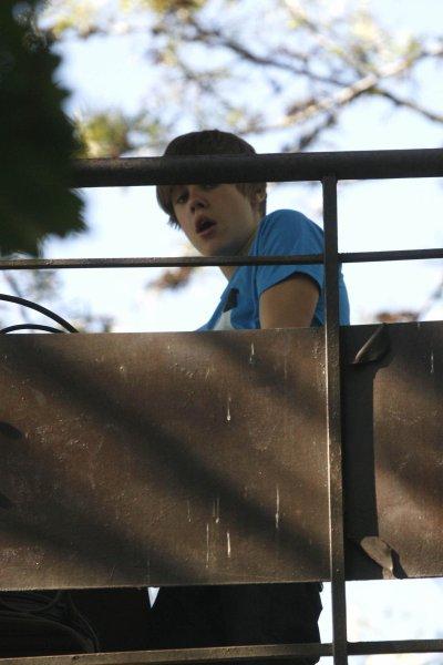 Justin est en Afrique du Sud pour de bonnes vacances méritées ! :D