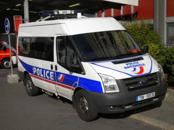 Ford Transit (bourges)