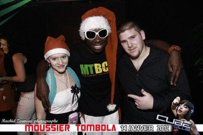 Moussier Tombola, Max et Moi :)