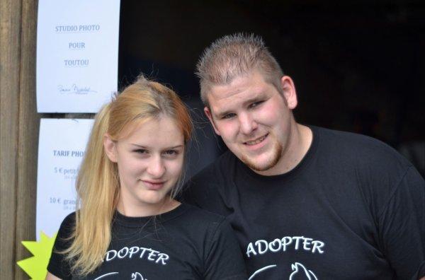 Kermesse SLPA d'Amance le 2 septembre 2012