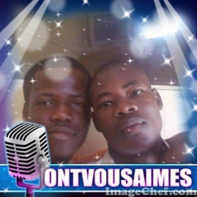 Mon jeune frère Ousmane et MOI