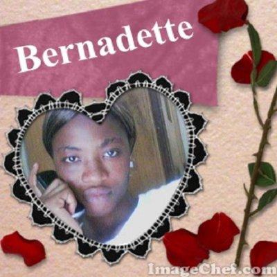 Ma collègue Bernadette