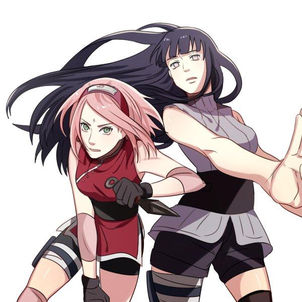 Article spécial Sakura et Hinata ou Sakura et Rin