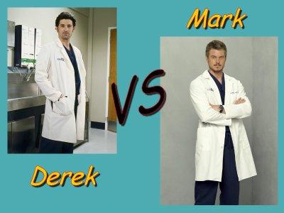 Derek VS Mark