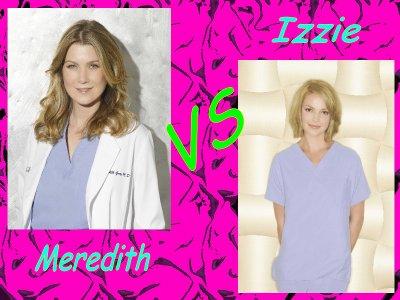 Meredith VS Izzie