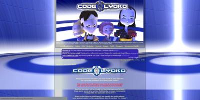Forum de CODE LYOKO