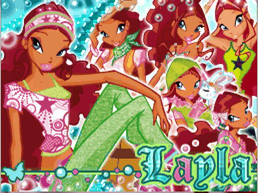 Présentation de Layla
