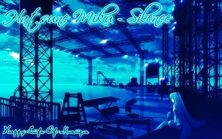 初音ミク Hatsune Miku - Silence (2012)