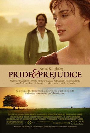 Pride & prejudice soundtrack