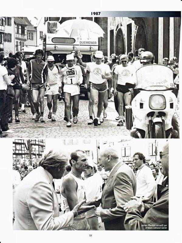 PARIS COLMAR 1987