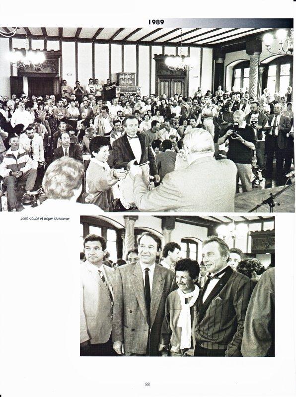 PARIS COLMAR 1989