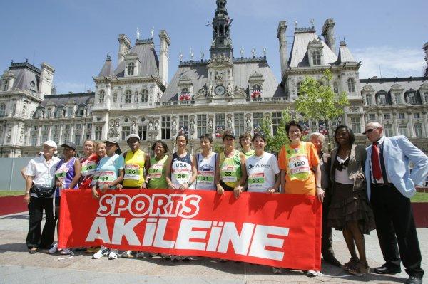 Retour   sur  PARIS Neuilly sur Marne COLMAR à la marche 2009