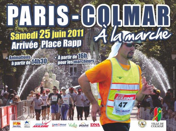 l'affiche de la ville de Colmar