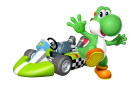 mario kart wii personnages disponibles yoshi blog de timat313. Black Bedroom Furniture Sets. Home Design Ideas