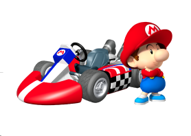 mario kart wii personnages disponibles b b mario blog de timat313. Black Bedroom Furniture Sets. Home Design Ideas