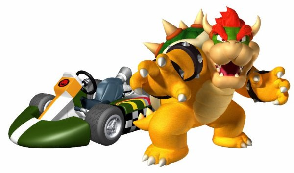 mario kart wii personnages disponibles bowser blog de timat313. Black Bedroom Furniture Sets. Home Design Ideas
