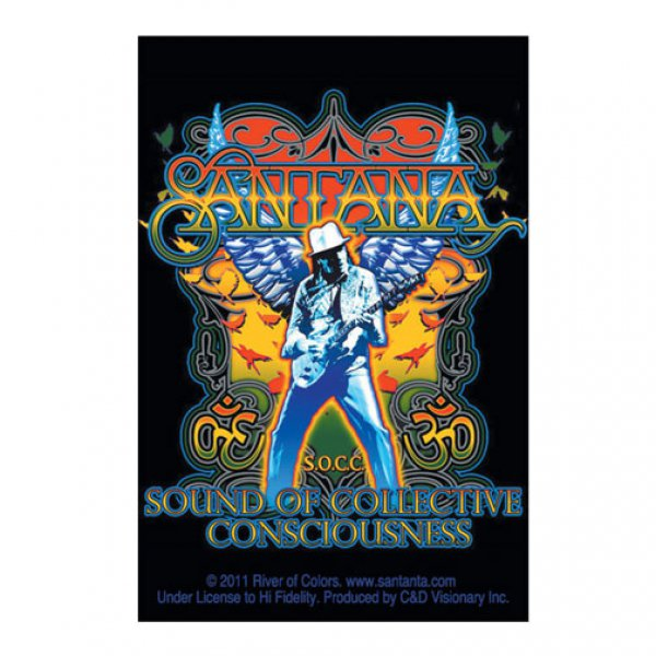 CARLOS  SANTANA  : A  COLLECTIONNER