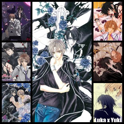Photo pour concours de Vampire-knight222 : Yuki x Luka