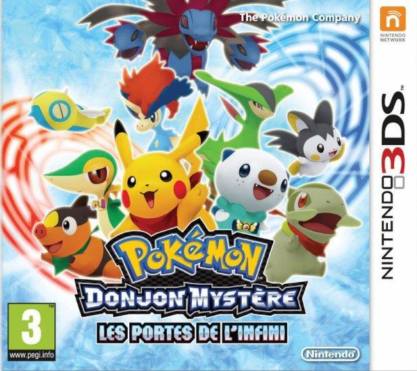 Pokémon Donjon Mystère - Les portes de l'infini