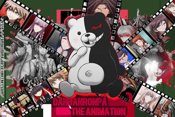Danganronpa: Kibô no Gakuen to Zetsubô no Kokôsei The Animation