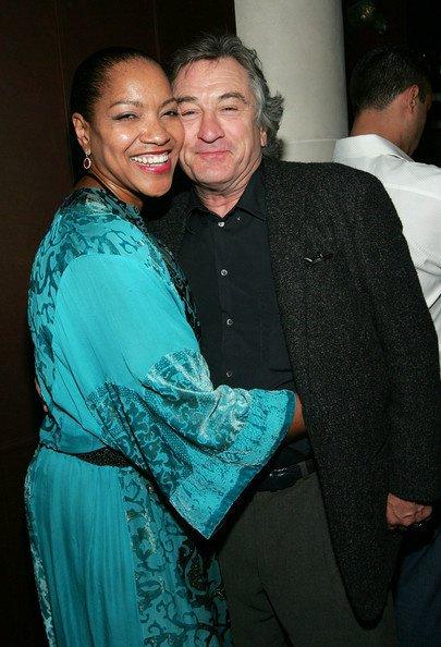 Robert De Niro et Grace Hightower