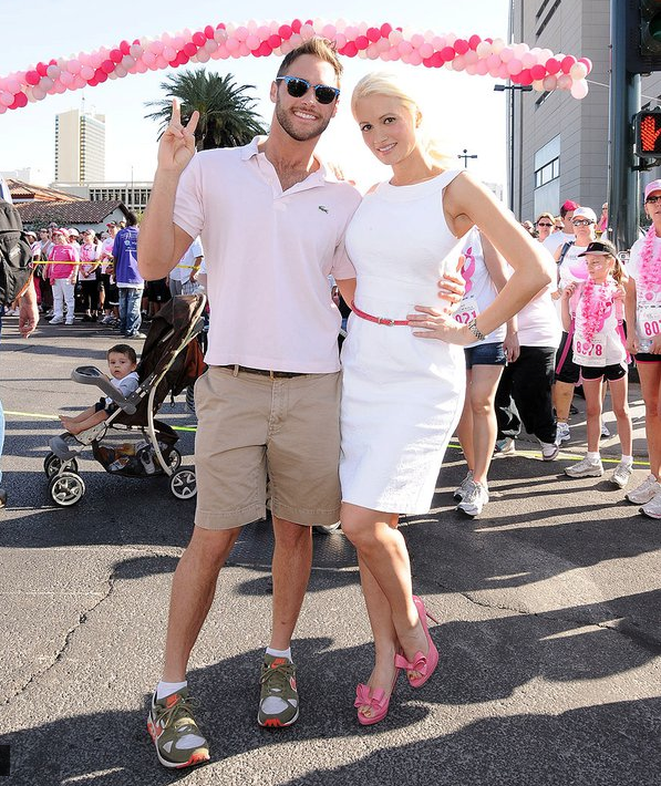 Holly & Josh • Susan G. Komen - Race for the cure