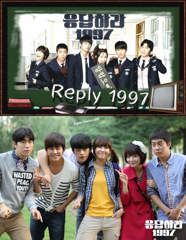 Answer Me 1997 / Reply 1997 ( mon 27 eme drama )