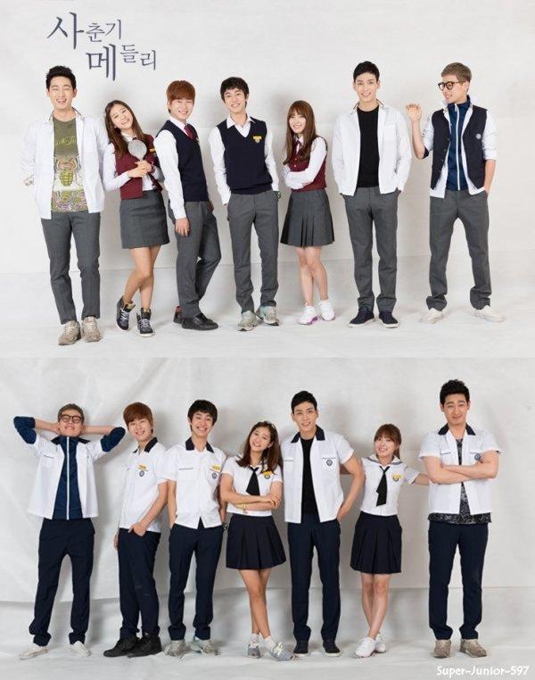 Adolescence Medley ( mon 41 eme drama )