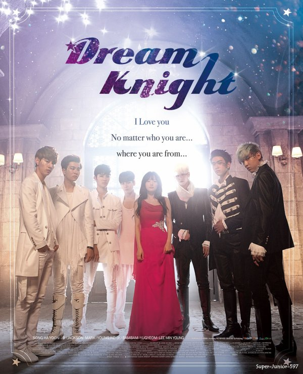 Dream Knight ( mon 63 ème )