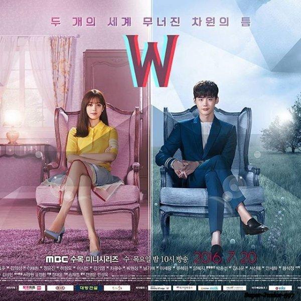 W : two Worlds ( mon 74 ème )