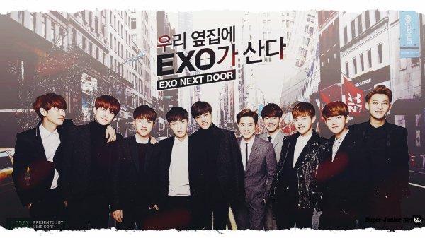 EXO NEXT DOOR ( mon 77 ème )