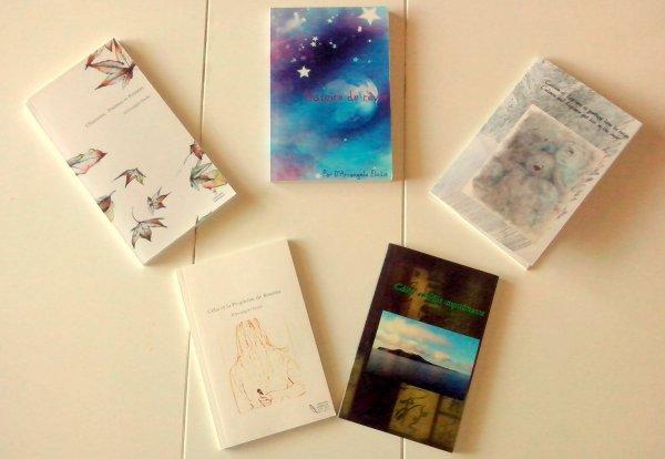 Mes books