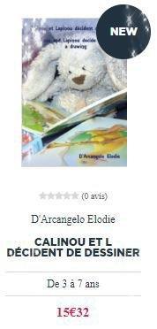 NEW nouveau livre bilingue!