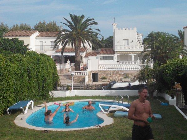 mon séjour en Espagne
