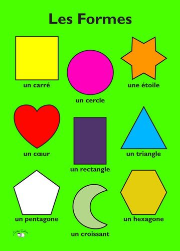 52 - loterie des formes géometriques