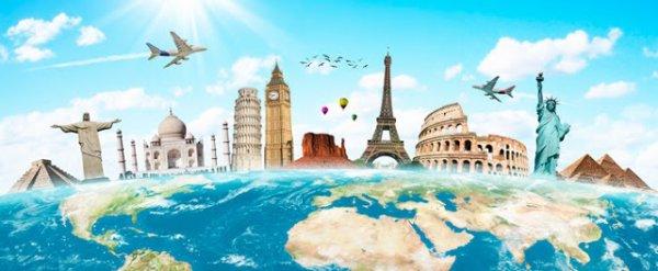 55 - loterie des monument connues dans le monde
