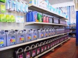 82 - loterie des rayon de magasin