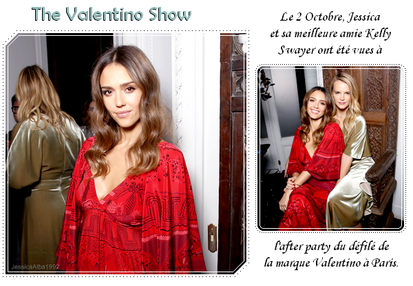 The Valentino Show - After Party