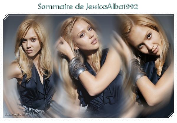 Sommaire de JessicaAlba1992
